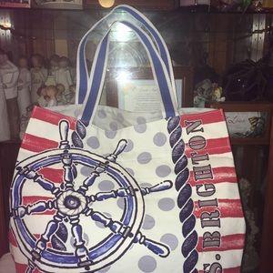 New Brighton Nautical S.S. Brighton Tote Bag